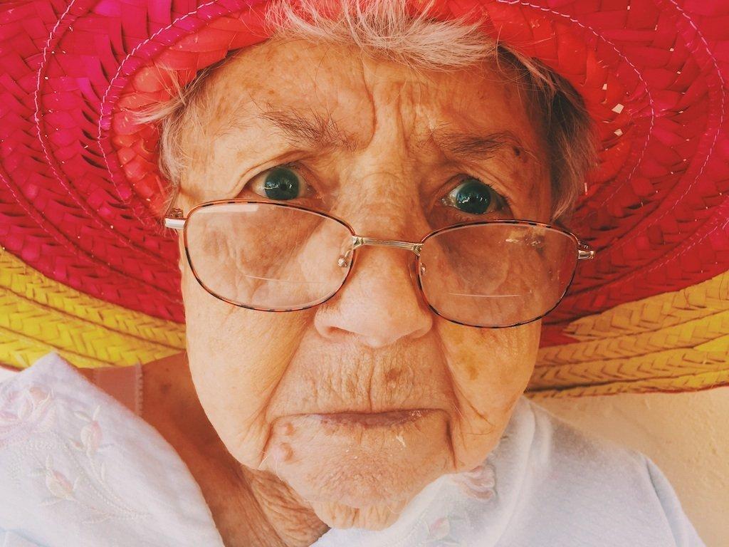 woman in nursing home that is a victim of elder abuse in Pueblo City, Cripple Creek, San Isabel