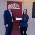 Malnar Injury Law makes a donation to Sarah's Home